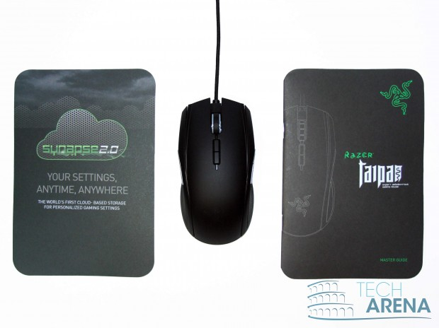 Razer Taipan - Bundle - Vista superiore