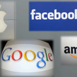 Amazon, Apple, Facebook e Google in lotta nel 2013