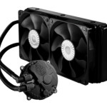 Kit a liquido All-In-One Seidon 120XL e Seidon 240M by Cooler Master