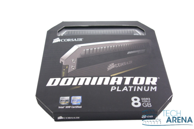Corsair Dominator Platinum-scatolaant