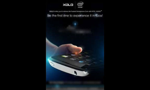 Xolo fonepad for android