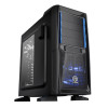 Chaser A41 Mid Tower-black