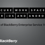 BlackBerry Secure Workspace anche per iOS e Android