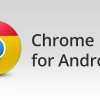 Chrome 28 per Android