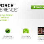 Download NVIDIA GeForce Experience 1.6.1.0