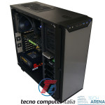 Review Workstation enthusiast by Tecno Computer Italia