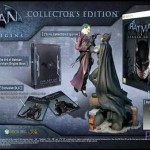 Batman: Arkham Origins: svelata la collector's edition?