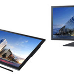 Sharp integra il touch-screen nei display 4K