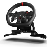 Mad Catz Force Feedback Racing Wheel: volante e pedaliera per Xbox One