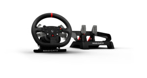 Mad-Catz-Force Feedback Racing Wheel-2