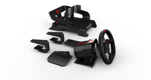 Mad-Catz-Force Feedback Racing Wheel-3