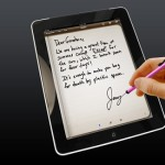 Da Apple il primo autografo digitale