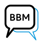 BlackBerry Messenger per iOS ed Android. E' un successo