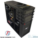 Review PC by Tecno Computer Italia: veloce e ben assemblato!