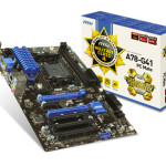 Motherboard MSI FM2+ Military Class 4 con chipset AMD A88X/A78/A55