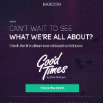 Kim Dotcom lancia Baboom, sito si streaming audio