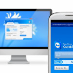 TeamViewer aggiorna l'app QuickSupport