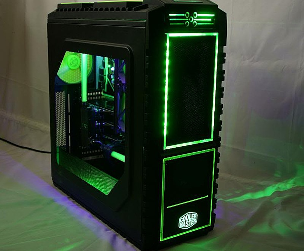 "Cooler Master HAF X ""XL"" by kier"