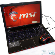 Articolo in evidenza: Review MSI GE60-20E: notebook gaming, raffinato e prestante