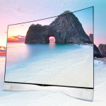 TV OLED CURVO da 55 pollici disponibile in Italia