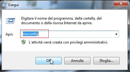 Guida: Come Velocizzare Windows 7